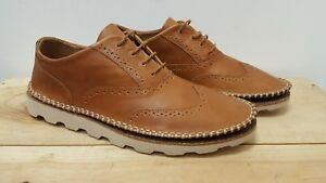 9a4621335825 Image is loading Clarks-Damara-Rose-Tan-Brown-Leather-Casual-Ladies-