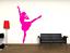miniature 4 - Adesivo BALLERINA DANZA BALLO stickers murale decalcomania vari colori