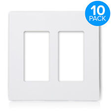 PACK OF 10 SPEEDFIT radiator outlet plate