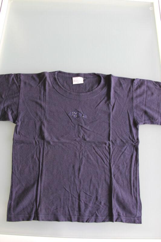 2 Stück Damen Shirts Kurzarm In Gr.s Von Barisal Dunkelblau Und Esmara Beige