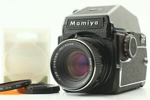 Eccellente-Mamiya-M645-corpo-con-Sekor-C-80mm-f2-8-AE-Finder-A-PRISMA-dal-Giappone