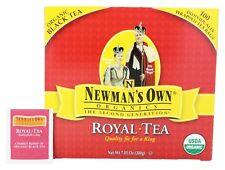 Newman's Own Organics - Organic Royal Black Tea - 100 Tea Bags