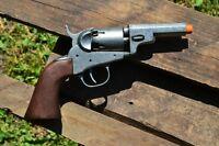 Colt 1849 Navy Pocket Pistol Revolver - Wells Fargo - Dragoon - Denix Replica
