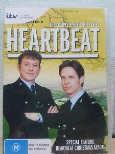 Heartbeat-SEASON-15-Series-DVD-7-DISC-MASSIVE-21-HOURS