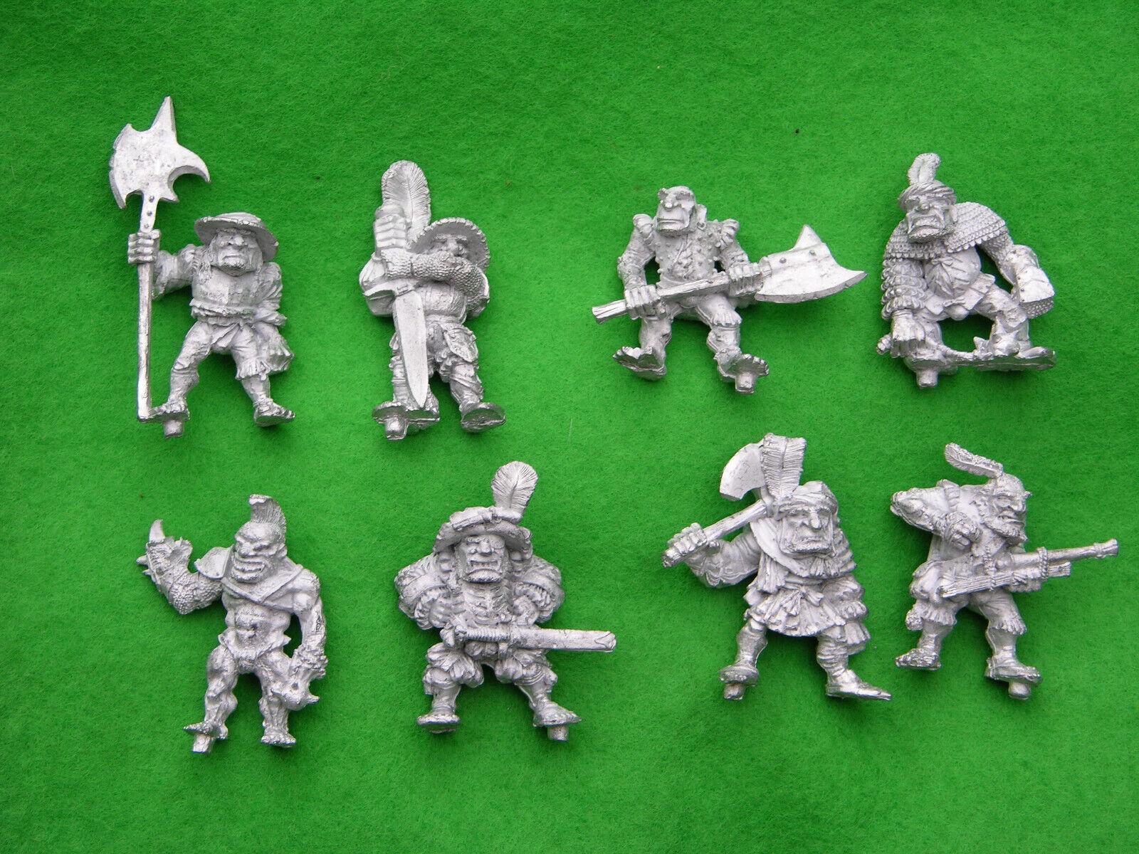 Marer, Citadel, Games Workshop Mm42 & Mm41 Ogre Multi-Annonce