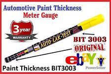 Paint Thickness Meter Gauge BIT 3003 CRASH-TEST CHECK 2018