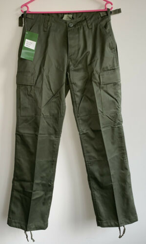 MIL-TEC Ladies BDU Pants Damen Armyhose oliv 11176 Restposten