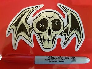 Lowbrow-Kustom-Kulture-Hot-Rod-Sticker-The-Pizz-Von-Franco-Roth-Pigors-Forbes