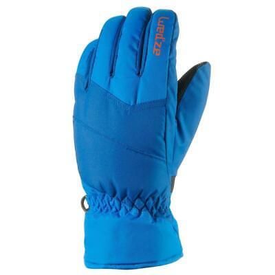 Deskundig *best Price* Gl 100 Childrens Skiing Gloves Blue Rijk En Prachtig