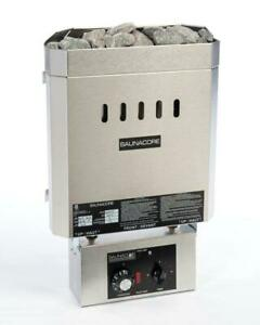 6.0 KW BSE SPECIAL EDITION SAUNA HEATER - STAINLESS - MECHANICAL CONTROLLER Canada Preview