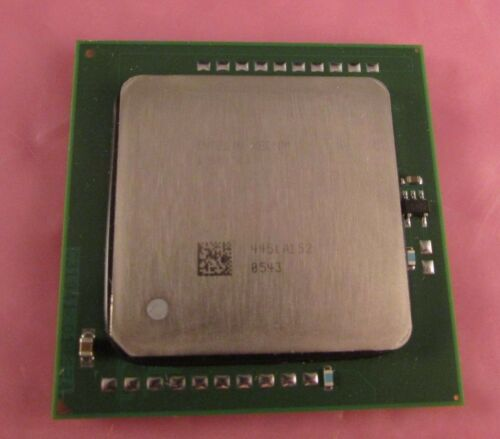 MATCHED PAIR Intel Xeon CPU Processor 3.4GHz 1MB Cache 800MHz Socket 604 SL7PG