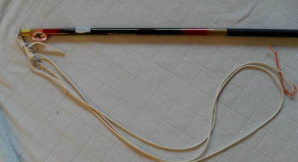TELESKOP PEITSCHE 1-70003-270-3 Longierpeitsche hochwertig hochwertig hochwertig Regenbogen 3Tage NEU 7a67dc