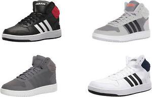 adidas Men's VS Hoops Mid Sneakers 4 Colors
