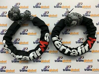 Terrafirma 11mm Synthetic Soft Off Road Recovery Shackle 9000Kg Load  TF3310