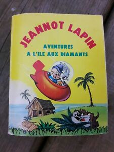Big-Little-Book-Jeannot-Lapin-Bugs-Bunny