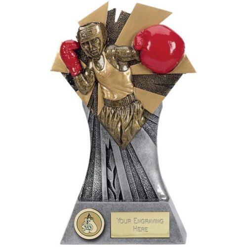 Boxe Trophée Kick Boxing prix arts martiaux Gravure Gratuite 30.5 cm SM018F B3