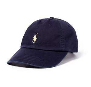eedfc8bc509 Polo Ralph Lauren Men s Classic Baseball Cap Cotton One Size Relay ...