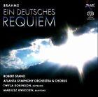 Brahms: Ein deutsches Requiem [Hybrid SACD] Super Audio CD (CD, Jun-2008, Telarc Distribution)