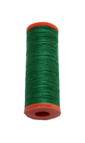 0001 Handzwirn Zwirn Nähzwirn Polyester 20//3 grün 50 m