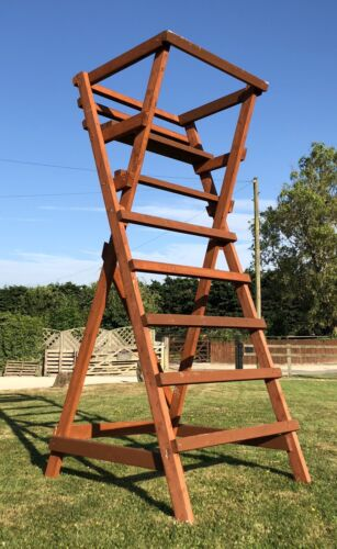 Freestanding Double High Seat