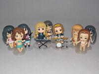 K-ON Japanese Anime Figures 6cm CHN Ver.
