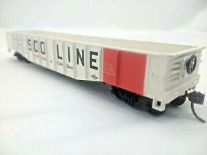 HO-Scale-ATHEARN-50-039-Gondola-SOO-LINE-67643