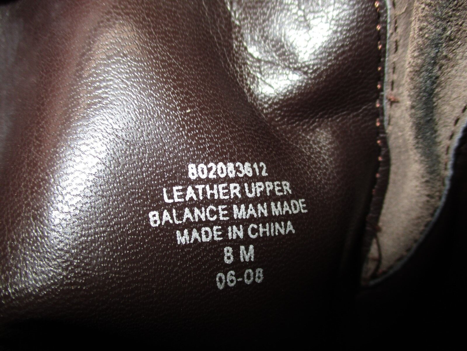 LAUREN RALPH LAUREN Brown Leather Knee Size High Riding Boots Womens Size Knee 8 M 0baf69
