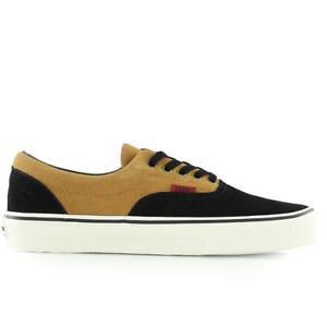 Homme Garon Suede Vn Sneakers 0w3cdpj Femme Marron Chaussures Tone Era Noir 2 Vans nU8YxY