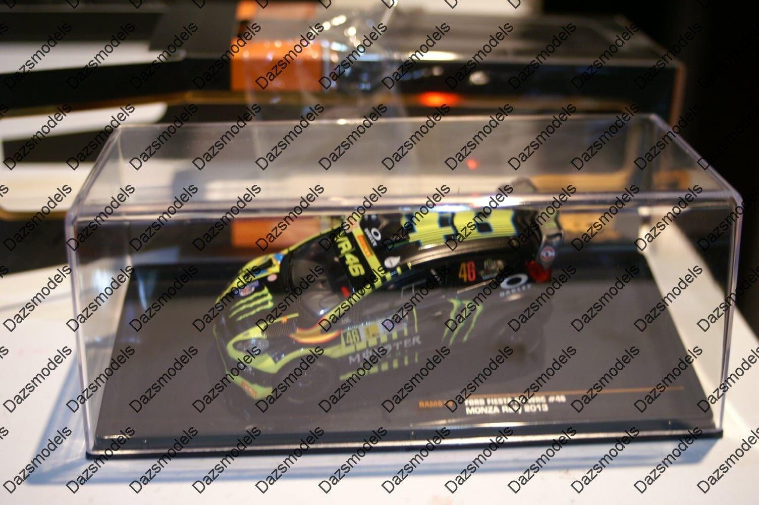 Ixo Ford Fiesta RS WRC Monza Rally 2013 Rossi RAM619
