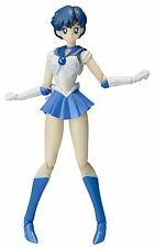 *NEW* Sailor Moon: Sailor Mercury S.H.Figuarts Action Figure by Bandai Tamashii