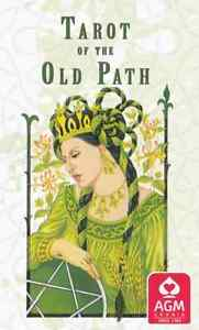 Tarot cards and book set