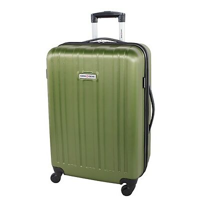 Swiss Gear Travelite  Collection 24″ Spinner   luggage Green