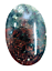46-6ct-Natural-Fine-Moss-Agate-Oval-Cabochon-Landscape-Agate-Untreated-Unheated thumbnail 1