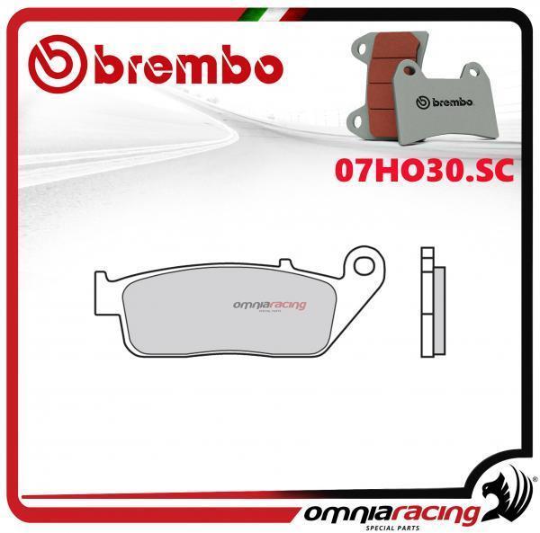 Brembo SC - fritté avant plaquettes frein Honda ST1100 Pan European 1990>1992
