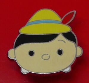Used-Disney-Enamel-Pin-Badge-Tsum-Tsum-Pinocchio-Character