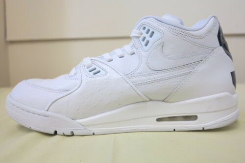 New Flight Rare 46br Black Air 5eur Box 13us 31cm Qs 47 Le Nike 89 White 12uk myvnON80w