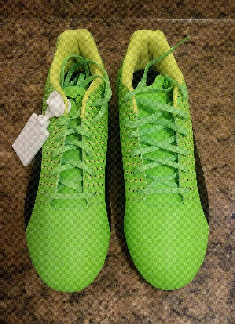 PUMA 10404601 Mens Adreno III FG Soccer shoes Size 12