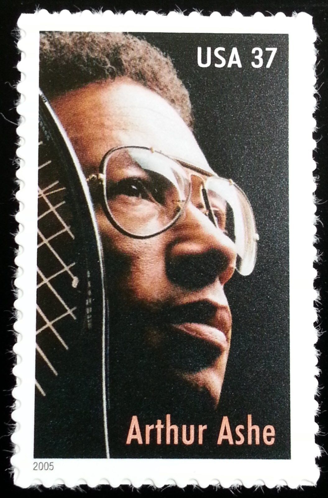 2005 37c Arthur Ashe, Tennis Scott 3936 Mint F/VF NH