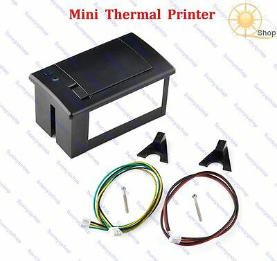 mini Thermal Printer for Raspberry Pi and Arduino Displaying on Paper