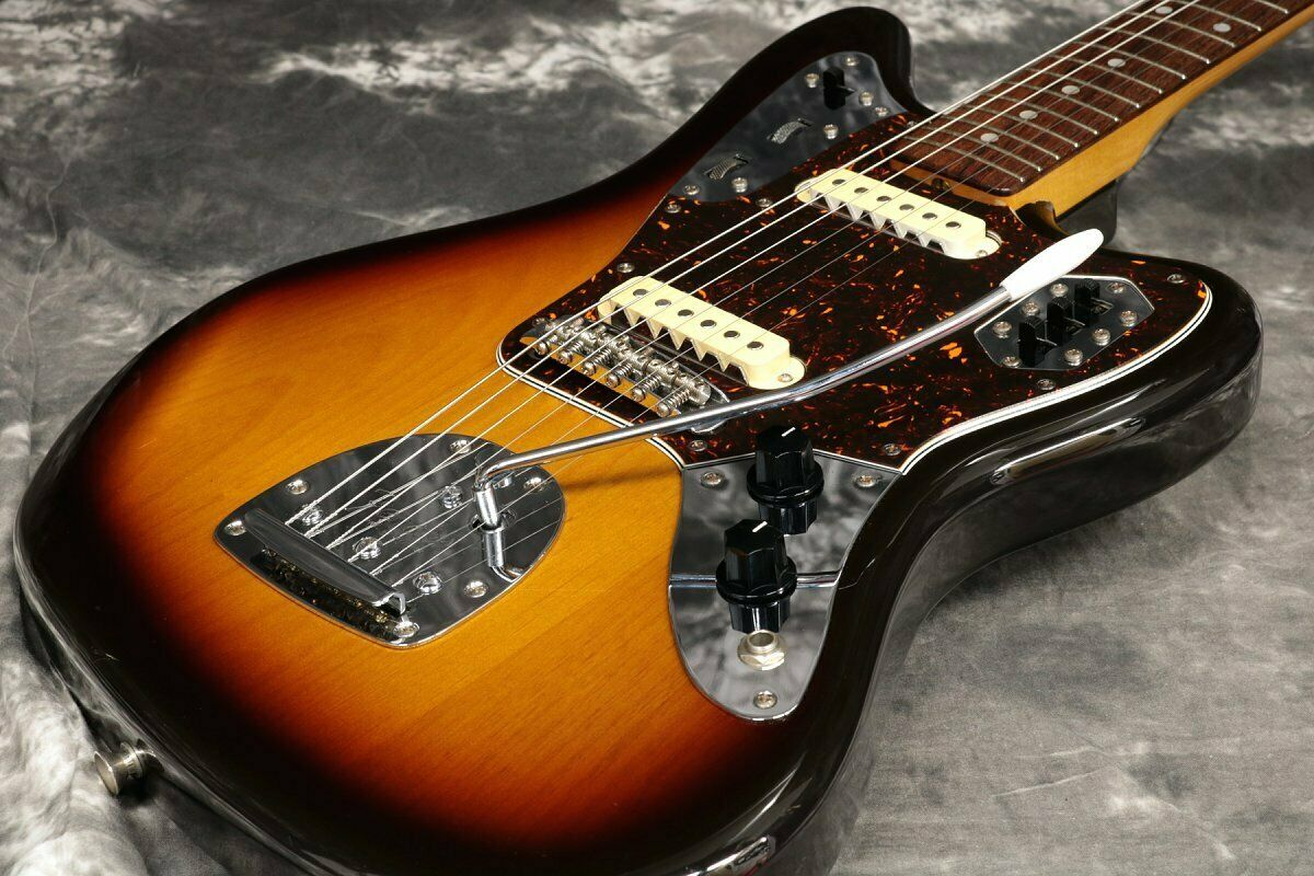 Fender Japan JG66 3Tone Sunburst 2007-2010 Japan rare beautiful popular EMS F S