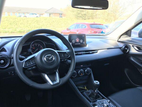 Mazda CX-3 2,0 Sky-G 121 Optimum billede 10