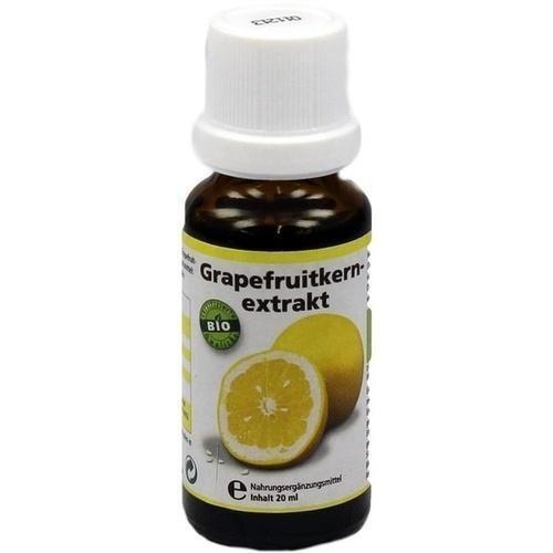 GRAPEFRUIT KERN Extrakt Bio Lösung 20 ml