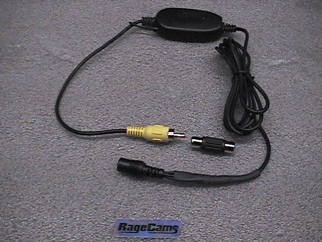 Drahtlose Video Transmitter-Receiver Getriebe Lösung Lösung Getriebe für Marine Ir Kamera 46d323