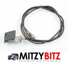 BONNET RELEASE CABLE & CATCH for MITSUBISHI PAJERO SHOGUN Mk3 2000-2006