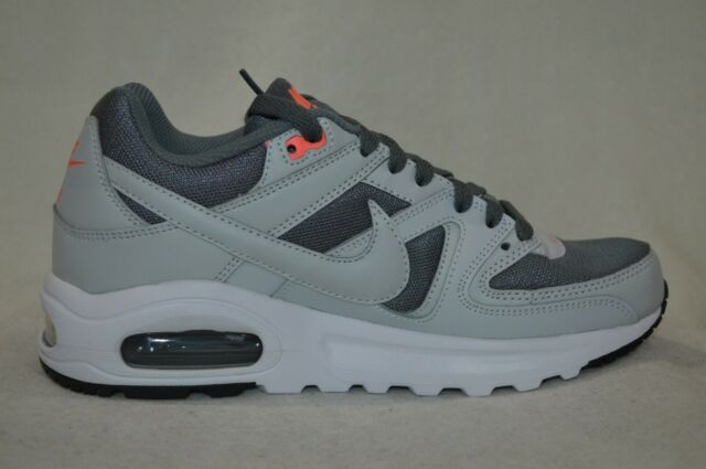 Nike Air Max Command Flex (GS) GreyPlatinum Girl's Sneakers Assorted Sizes NWB