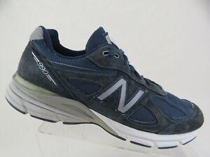 NEW-BALANCE-990v4-Blue-Sz-11-D-Men-Running-Shoes