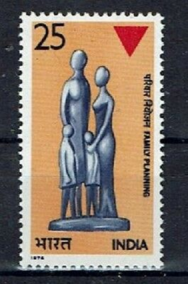 Stamps Indien Minr 689 Postfrisch ** To Invigorate Health Effectively Stamps
