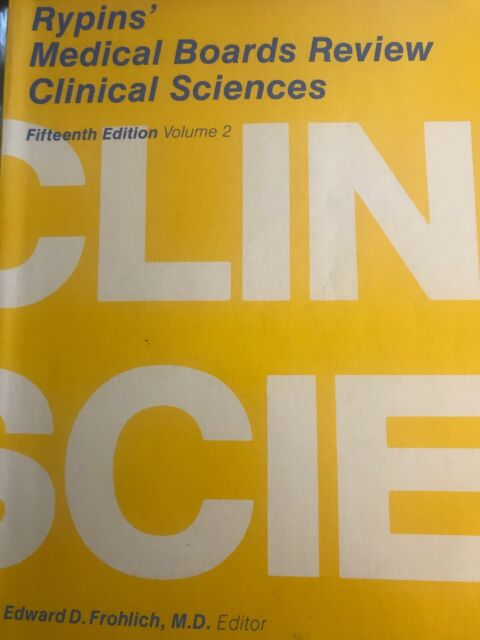 Questions and Answers for Boards Review: Clinical ... by Rypins, Harold Hardback