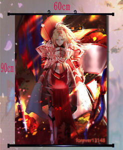 Scroll Home Poster Wall Decor Anime fate//apocrypha astolfo Cosplay Gift 60*90cm