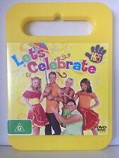 Hi5 LET'S CELEBRATE~JOIN NATHAN +TIM +KELLIE +KATHLEEN +CHARLI ~PAL REGION 4 DVD